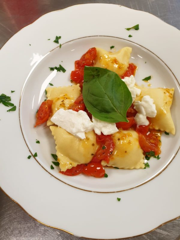 Tortelli aux 3 fromages